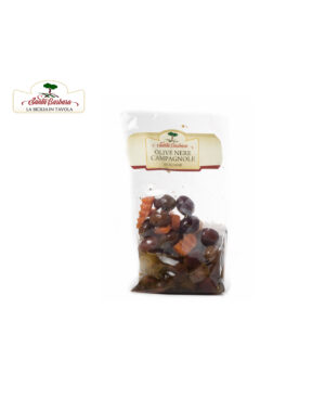 Olive nere campagnole busta new