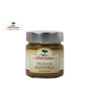 pesto di mandorle new